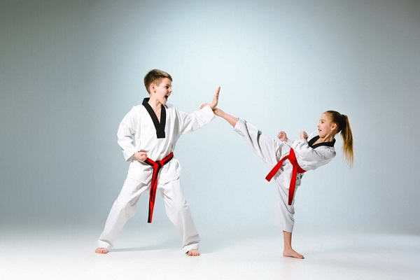 karate-lesson